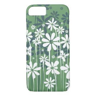 Coque iPhone 8/7 Floraison propre simple florale