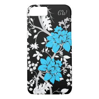 Coque iPhone 8/7 Floral moderne personnalisé
