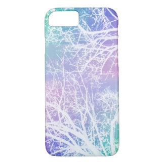 Coque iPhone 8/7 Forêt de pixel