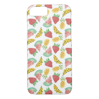Coque iPhone 8/7 Fruits mélangés