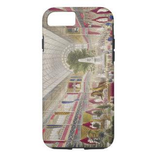 Coque iPhone 8/7 Grande exposition, 1851 : Transept du sud, d'inter