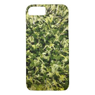 Coque iPhone 8/7 Herbe verte