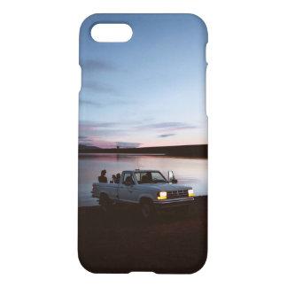Coque iPhone 8/7 hippie foncé de cas de tumblr esthétique grunge de