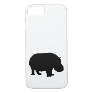 Coque iPhone 8/7 Hippopotame