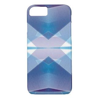 Coque iPhone 8/7 horizon bleu