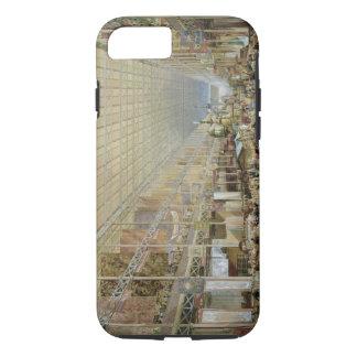 Coque iPhone 8/7 Intérieur de la grande exposition de toutes les