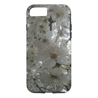 Coque iPhone 8/7 iPhone 6 de fleur de prune, dur