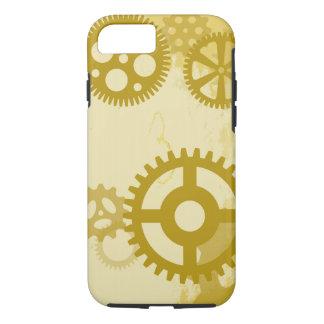 Coque iPhone 8/7 iPhone 7, cas dur de Steampunk de téléphone