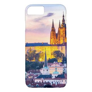Coque iPhone 8/7 iPhone 8/7, à peine là cas Prague d'Apple de