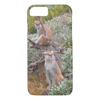 Coque iPhone 8/7 iPhone de singe de Patas 8/7 cas