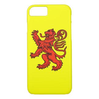 Coque iPhone 8/7 iPhone effréné de lion 8/7 cas