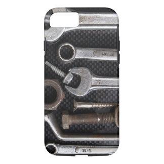 Coque iPhone 8/7 iPhone : outil de banc de mécanique