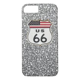 Coque iPhone 8/7 Itinéraire 66