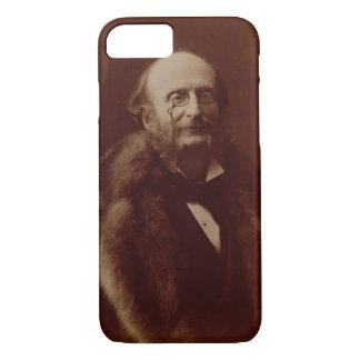 Coque iPhone 8/7 Jacques Offenbach (1819-80), compositeur allemand,