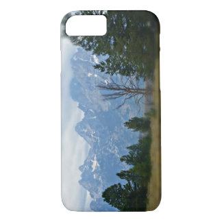 Coque iPhone 8/7 JE SUIS cas grand déterminé de téléphone de Tetons