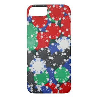 Coque iPhone 8/7 jetons de poker
