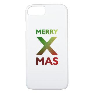 Coque iPhone 8/7 Joyeux Noël
