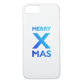 Coque iPhone 8/7 Joyeux Noël d'hiver