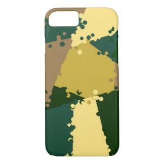 Coque iPhone 8/7 Jungle d'or Camo