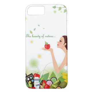 Coque iPhone 8/7 La beauté de la nature