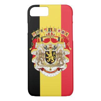 Coque iPhone 8/7 La Belgique