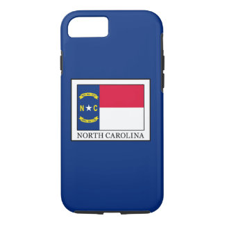 Coque iPhone 8/7 La Caroline du Nord