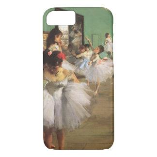 Coque iPhone 8/7 La classe de danse dégazent par, ballet vintage