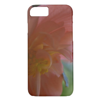 Coque iPhone 8/7 La fleur rose