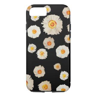 Coque iPhone 8/7 La marguerite blanche fleurit l'iPhone 8/7