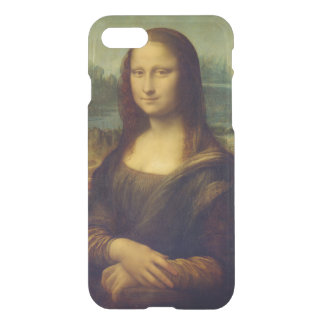 Coque iPhone 8/7 La Mona Lisa par Leonardo da Vinci