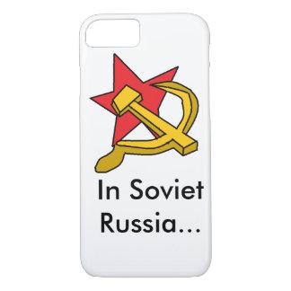 Coque iPhone 8/7 La Russie soviétique