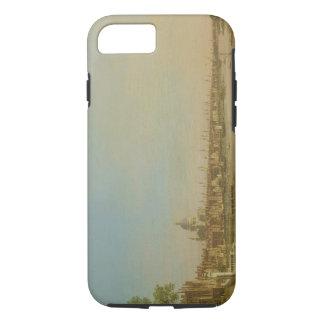 Coque iPhone 8/7 La Tamise de la terrasse du regard de Chambre de