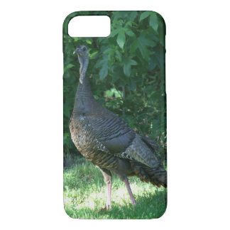 Coque iPhone 8/7 La Turquie sauvage, cas de l'iPhone 7