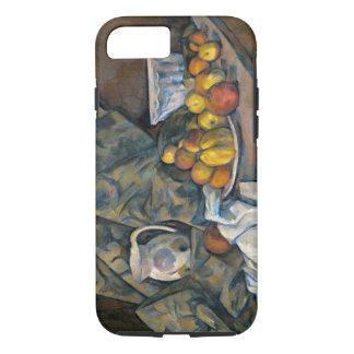Coque iPhone 8/7 La vie toujours avec les pommes et les pêches,