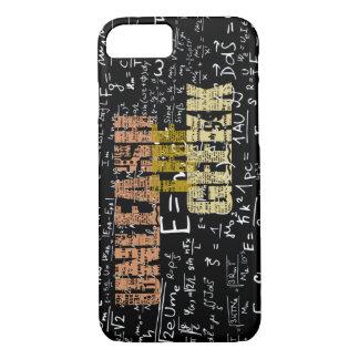 Coque iPhone 8/7 Lâchez le geek Phonecase