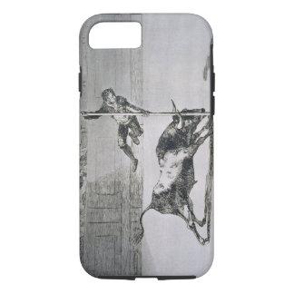 Coque iPhone 8/7 L'agilité et l'audace de Juanito Apinani dans