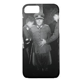Coque iPhone 8/7 L'Allemand Gen. Anton Dostler est image tied_War