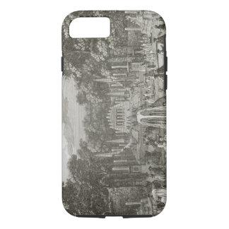 Coque iPhone 8/7 L'Arc de Triomphe, Versailles (gravure)