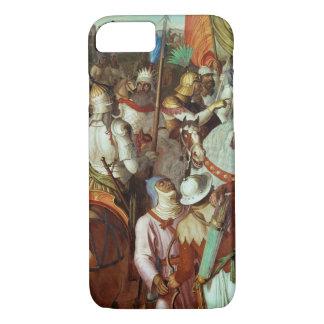 Coque iPhone 8/7 L'armée Saracen en dehors de Paris, ANNONCE 730-32