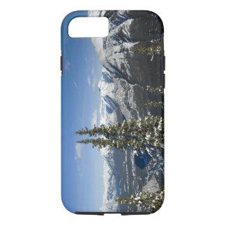 Coque iPhone 8/7 Le Canada, Alberta, Banff. Vues de la vallée d'arc