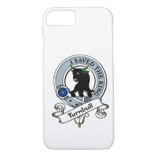 Coque iPhone 8/7 Le clan de Turnbull Badge