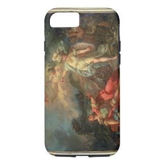 Coque iPhone 8/7 Le combat entre Mars et Minerva, 1771 (huile sur c
