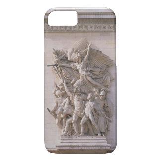 Coque iPhone 8/7 Le départ des volontaires en 1792 ou de mars