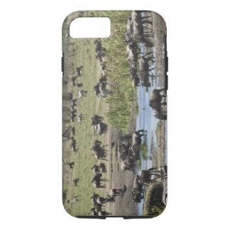 Coque iPhone 8/7 Le Kenya, aucune eau aucune expédition de rivière