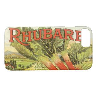 Coque iPhone 8/7 Le légume vintage peut marquer l'art, ferme de