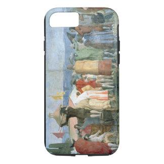 Coque iPhone 8/7 Le nouveau monde, 1791-97 (huile sur la toile)