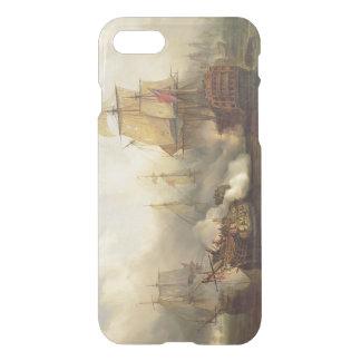 Coque iPhone 8/7 Le Redoutable chez Trafalgar, le 21 octobre 1805