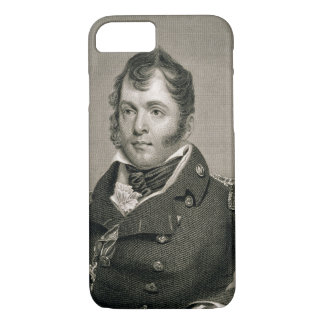 Coque iPhone 8/7 Le risque Perry (1785-1819) d'Oliver de commodore,