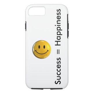 Coque iPhone 8/7 Le succès est bonheur