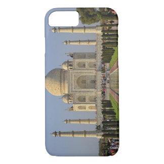 Coque iPhone 8/7 Le Taj Mahal, un mausolée situé à Âgrâ, Inde, 2